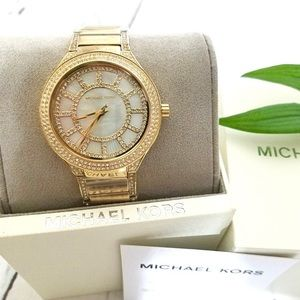 🍁Michael Kors Kerry Holographic Watch
